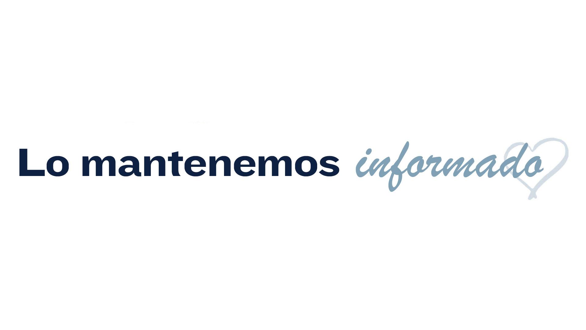 Primer plano de un logo
